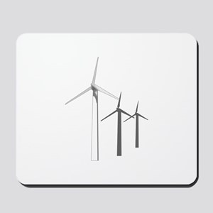 WIND POWER Mousepad