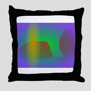 My Heart Throw Pillow