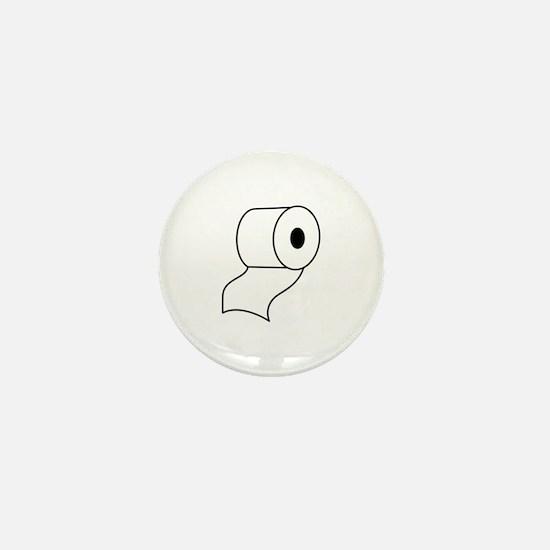 TOILET PAPER Mini Button