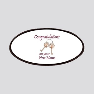 Congratulations On Your New Home Patches