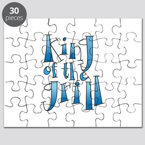 King Of The Grill Puzzle