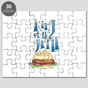 King Of The Grill Burger Puzzle