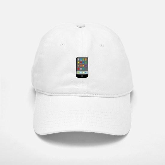 Smart Phone Baseball Baseball Baseball Cap