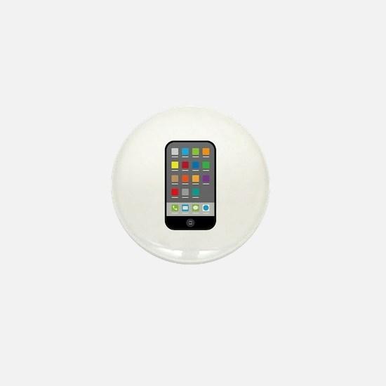 Smart Phone Mini Button