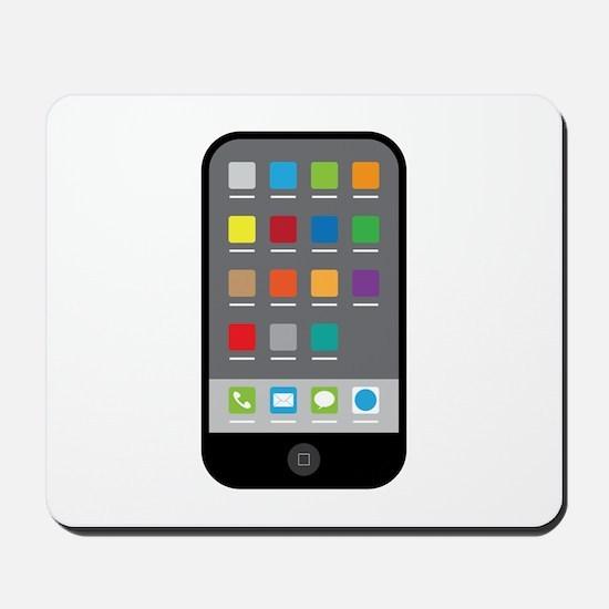 Smart Phone Mousepad