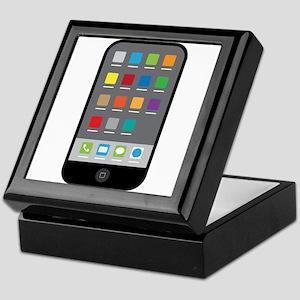 Smart Phone Keepsake Box
