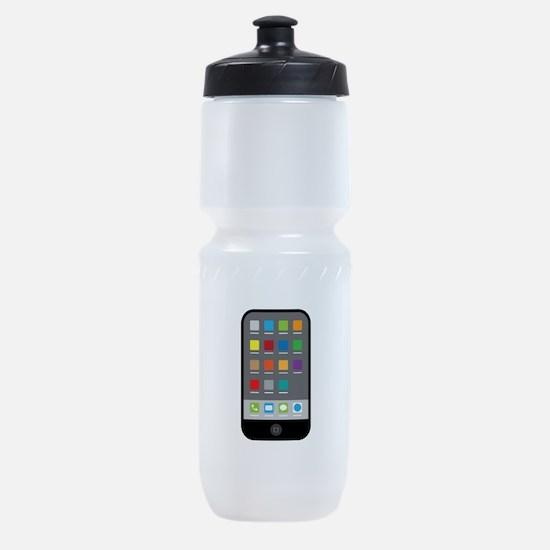 Smart Phone Sports Bottle