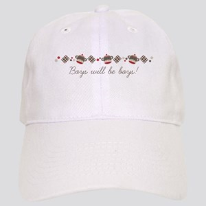 Boys Will Be Boys! Baseball Cap