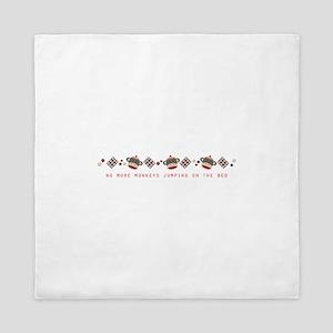 On The Bed Queen Duvet