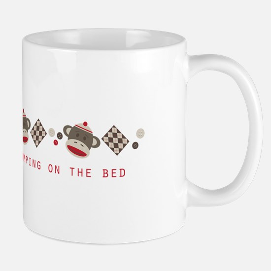 On The Bed Mugs