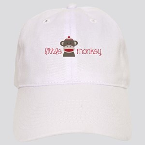 Little Monkey Baseball Cap