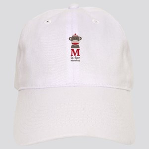 M Is For Monkey Baseball Cap