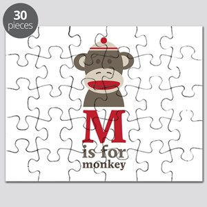 M Is For Monkey Puzzle