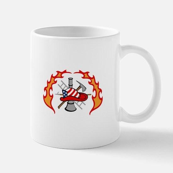 FIREFIGHTERS DESIGN Mugs