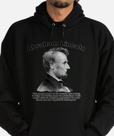 Lincoln: Money Hoodie (dark)