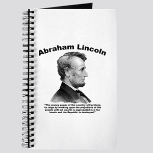 Lincoln: Money Journal