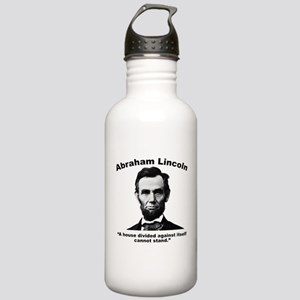 Lincoln: House Stainless Water Bottle 1.0L