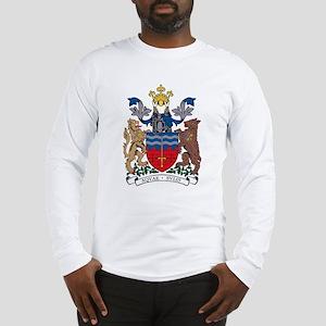 Bath City Coat of Arms Long Sleeve T-Shirt