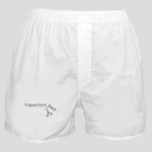 Vasectomy Vasectomized Boxer Shorts