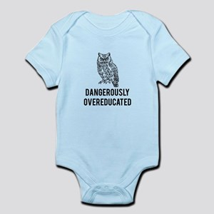 Dangerously overeducated Body Suit