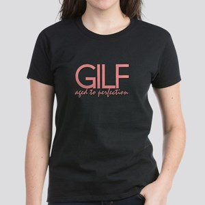 GILF Women's Dark T-Shirt