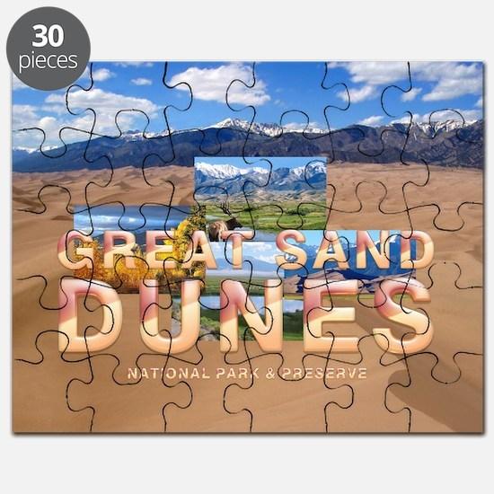 Great Sand Dunes Puzzle