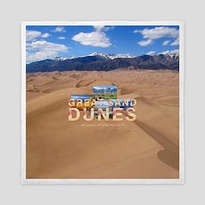 Great Sand Dunes Queen Duvet