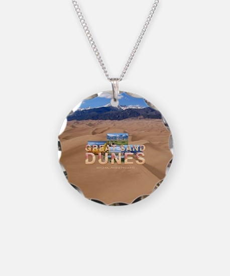 Great Sand Dunes Necklace