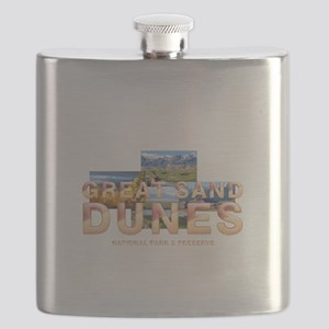Great Sand Dunes Flask
