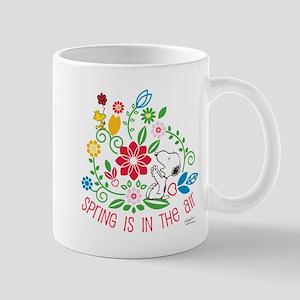 Snoopy Spring Mug
