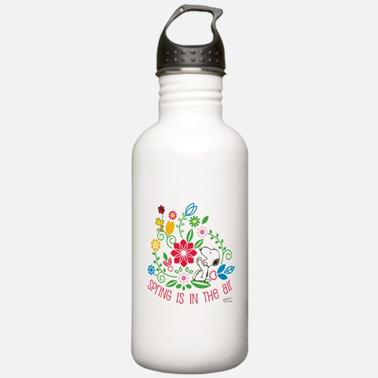 Snoopy Spring Water Bottle