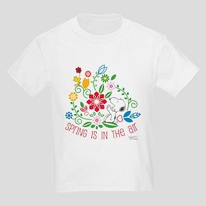 Snoopy Spring Kids Light T-Shirt
