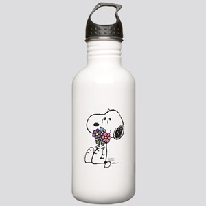 Springtime Snoopy Stainless Water Bottle 1.0L
