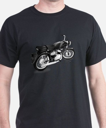 Vintage 125cc Cobra Motorcycle T-Shirt