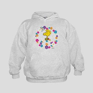 Woodstock Peace Kids Hoodie