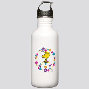 Woodstock Peace Stainless Water Bottle 1.0L