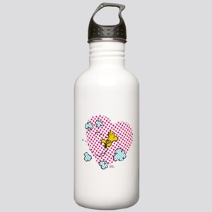 Valentine's Woodstock Stainless Water Bottle 1.0L
