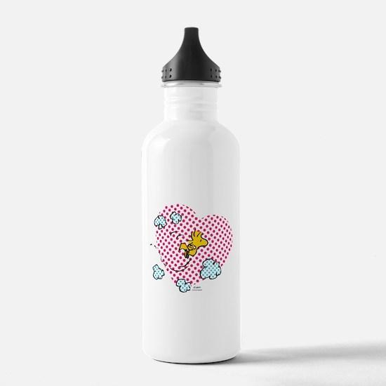 Valentine's Woodstock Water Bottle