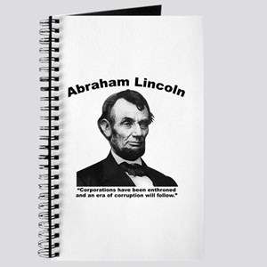 Lincoln: Corps Journal