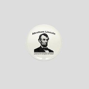 Lincoln: Corps Mini Button