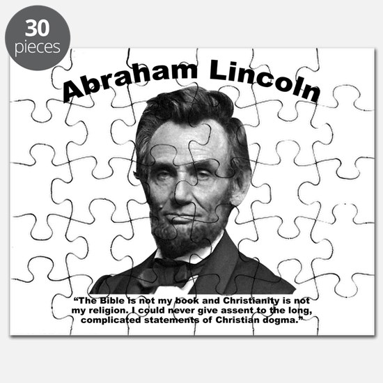 Lincoln: Bible Puzzle