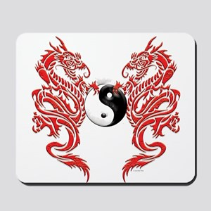 Dragons (W) Mousepad