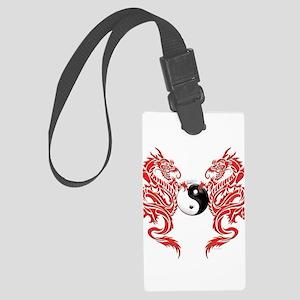 Dragons (W) Luggage Tag