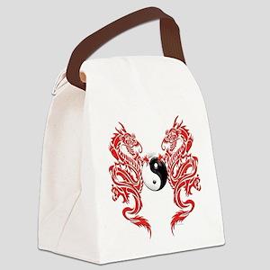 Dragons (W) Canvas Lunch Bag
