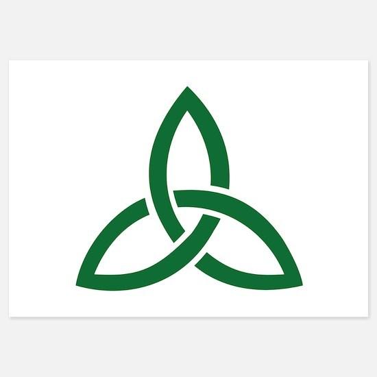 Celtic knot Invitations