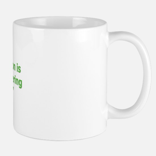 Inside every old person is a Mug