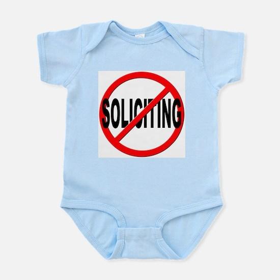 No Solicitation Infant Bodysuit