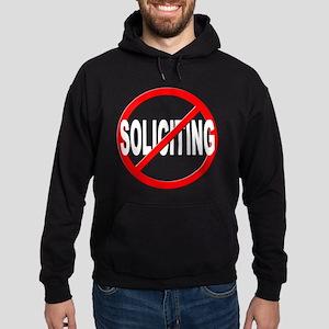 No Solicitation Hoodie (dark)