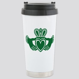 Celtic claddagh Stainless Steel Travel Mug