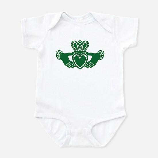 Celtic claddagh Infant Bodysuit